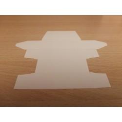 Scatola bianca per valvole tipo ECC83/EF86