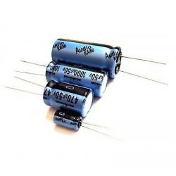 Nichicon KA ''Audio'' 470uF 50V
