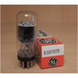 General Electric USA 6SN7GTB