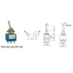 Daier MTS-203