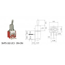 Daier SMTS-102-2C3