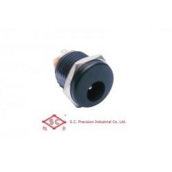 Presa SC Precision DC tonda 2,1mm