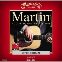 Martin & Co. M190-12 Light
