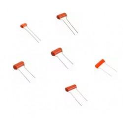 Orange Drop 715, 0,001uF/600V