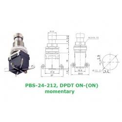 Daier PBS-24-212 Switch