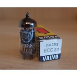 Valvo UK ECC82