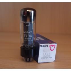 Mullard UK EL34