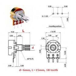 ECC 16mm 200KA
