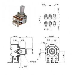 ECC 16mm 100KAx2