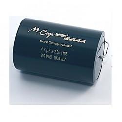 Mundorf MCAP SUPREME Silver/Gold/Oil 0,22uF 1000V