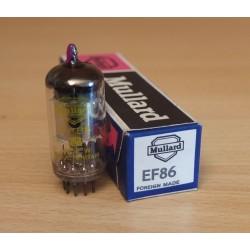 Mullard UK EF86