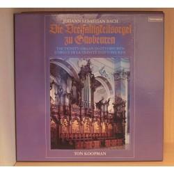 Ton Koopman, BACH Organ Works