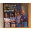 ROBER SCHUMANN, String Quartets, Piano Quintet, Kreuzberger Streichquartett, Levine