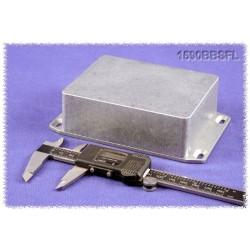 Hammond 1590WBBSFL, contenitore alluminio pressofuso stagno flangiato