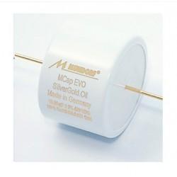 Mundorf MCAP EVO Silver/Gold/Oil 100uF 350V