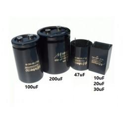Mundorf TubeCap 200uF 550V