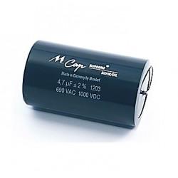 Mundorf MCAP SUPREME Silver/Oil 0.47uF 1000V