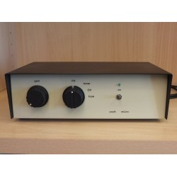 Croft Micro preamp, 1st series